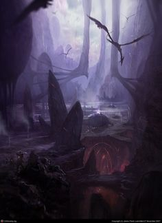 Nest Ground by James Paick | 2D | CGSociety