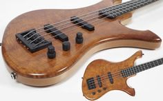 Artisan Bass Works adds new Fidelity Series to their catalog of Ergonomic Basses