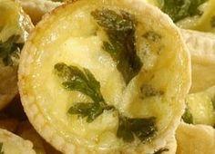 Empadinha prática com recheio cremoso de queijo - Gastronomia - Bonde. O seu portal