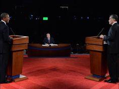 88 Obama vs. Romney debate Oct 4, 2012