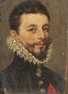 Sánchez Coello, Alonso, Retrato de gentilhombre 1570/1590