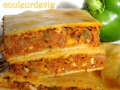 Tortilla Pizza, Spanish Food, Spanish Recipes, Tacos, Calzone, French Food, Street Food, Lasagna, Entrees
