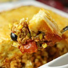 Tamale Pie Casserole Recipe | Yummly