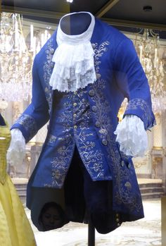Dan Stevens Beauty and the Beast live-action film costume<---------At first, I thought it was Austria cosplay XD