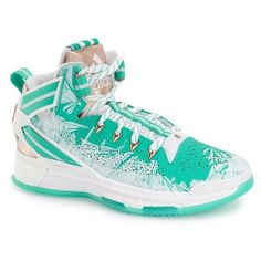 09a6931340fe4 adidas  D Rose 6 - Boost  Basketball Shoe ( 140) ❤ liked on