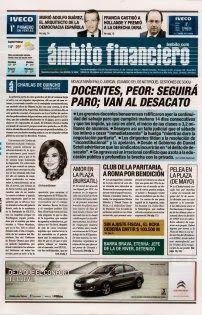 OpinionPublicaSantafesina(ops): diarios de la argentinahoy 24 de marzo