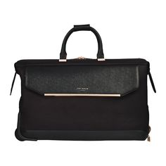 Ted Baker - Albany Softside Trolley Suitcase