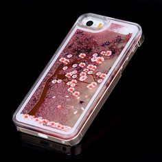 Amazon.com: iPhone 6S Case, NSSTAR Liquid Case for iPhone 6S,Case for iPhone 6S,Hard Case for iPhone 6S, Fashion Creative Design Flowing Liquid Floating Luxury Bling Glitter Sparkle Love Heart Hard Case for Apple iPhone 6S (2015)/ iPhone 6 (2014) (Love:Blue+Pink): Cell Phones & Accessories