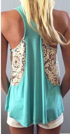 8262b4cfa6d Boho Chiffon Long Summer Sleeveless Shirt