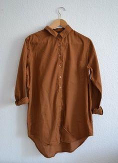 Kup mój przedmiot na #vintedpl http://www.vinted.pl/damska-odziez/koszule/10400650-dluga-koszula-z-kolnierzykiem