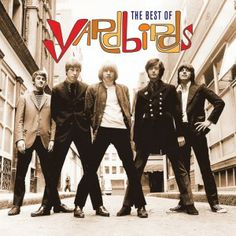 The beginnings of 70's rock. (Clapton, Page, and Beck were all members of the Yardbirds at one time.)