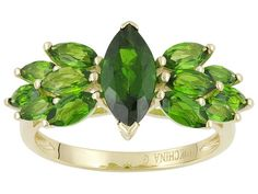 I love chrome diopside, especially in ring form. Rare Gems, Alexandrite, Affordable Jewelry, Yellow Gold Rings, Peridot, Gemstone Jewelry, Chrome, Gems Jewelry