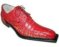 Fennix Patented Design # 3446 at AlligatorWorld.com - Exotic Skin Shoes