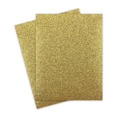 Glitter Paper - Gold Glitter Letter Size - 10 PK Specialty coated glitter paper for durability and no shedding. colorful glitter which cuts nice Letter Size, Gold Glitter, All The Colors, Card Stock, Embellishments, Card Making, Size 10, Dfs, Scrapbook