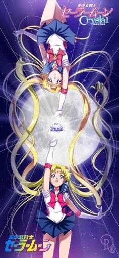 Drachea Rannak's take on the new Sailor Moon Crystal!