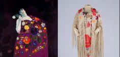 """- Mantón de Manila vestido """"a la moronga"""", muy popular en el cambio del siglo XIX al XX: el mantón se coloca con el pico en la parte delantera, cubriendo casi todo el cuerpo.  MT"""
