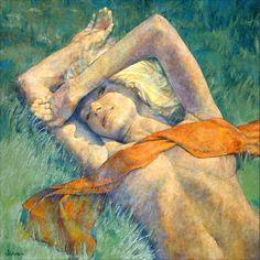 Fabien Clesse / Grass Nap