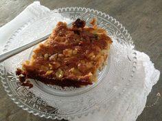 Uit de oude doos | Receptenruil Amandel-appelcake