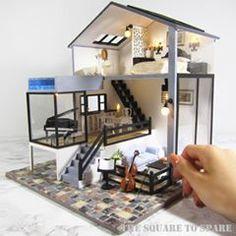 Cath (@thesquaretospare) • Fotos e vídeos do Instagram Loft, Bed, Furniture, Home Decor, Instagram, Videos, Photos, Miniatures, Decoration Home