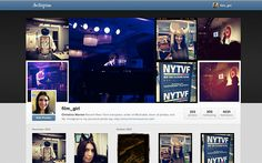 We go hands-on with Instagram's new profile pages.