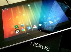 Cool Android tablet for 2012.