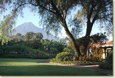 Quinta de las Flores recommended to get Garden Rooms $90 a night
