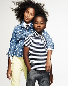 Ray Brown Productions - News - JCrew - Crewcuts