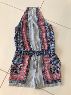 5d1e37aff35e Gorgeous summer romper by BCBG MAXAZRIA like new condition Worn once Size  XS Comes from a pet free smoke free home