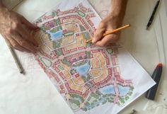 Charrette Urban Planning Design Process