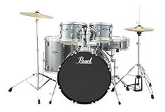 Pearl RS525SCC706 Roadshow 5Piece Drum Set Charcoal Metallic *** You can get additional details at the image link.Note:It is affiliate link to Amazon.