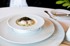 The French Laundry -- Oyster and Pearls