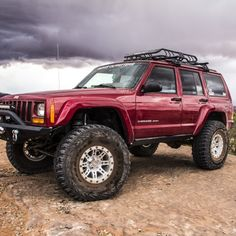 Jeep Comanche Mods Style Off Road 31 Jeep Pickup, Jeep 4x4, Jeep Truck, Toyota Trucks, Toyota Cars, Lifted Trucks, 1999 Jeep Cherokee, Cherokee Sport, Cherokee Nation