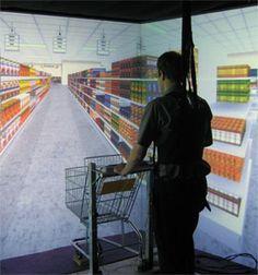 experiencia de comercio en realidad virtual