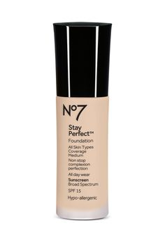No. 7 Stay Perfect Foundation