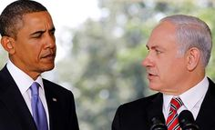 Netanyahu Absolutely DESTROYS Obama In Front Of The Whole World