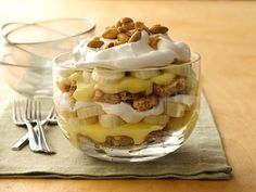 Banana Cream Pie Trifle