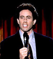 Jerry Seinfeld:  The Watcher