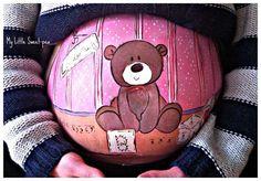 Hermosas ideas para decorar la pancita | Blog de BabyCenter