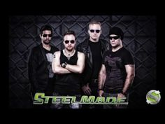In 2015 four experienced Swiss musicians founded the band Steelmade. Because of Jochi& tight drumbeats, Benjamin& punchy and funky bass, Jadro& powerful a. Rocker, Album, Rock Bands, Movie Posters, Bass, Musicians, Women, Music, Film Poster