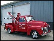 1953 Chevrolet 3100 Tow Truck