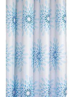 http://faucetlux.com/plumbing-and-fixtures/bath/Croydex-Splash-Shower-Curtain-70-78-Inch-BlueWhite Croydex Splash Shower Curtain, 70-7/8-Inch, Blue/White