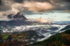 El soberbio valle de Araitz, #Navarra