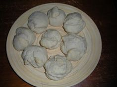 For a recipe this week, we made Mesopotamian Sebetu Rolls.  It is essentially a biscuit with pressed garlic and pressed scallions (just the white part).  They were delicious, and we are going to make them again when we get to the Assyrians and have a royal feast!