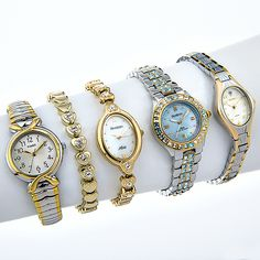 Gifts for Her: Amritron, Timex & Elgin Women's Watches  #Walmart