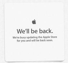 Apple Store goes down as WWDC keynote looms