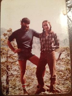 Post with 0 votes and 2547 views. Photo of my Folks hiking Big Bend in the early love my old man's fashion sense Old Man Fashion, Mens Fashion, Men Hiking, Hiking Pants, Bible Commentary, Urban Farmer, Hiking Fashion, Gap Year, Rock Climbing