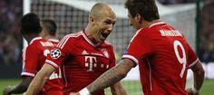 Le Bayern Munich remporte la Ligue des Champions