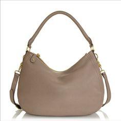 46222c4fe7 J. Crew Leather Hobo Bag Leather Hobo Handbags