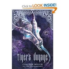 3rd book in The Tiger's Curse series by Colleen Houck-I still need to get this and read it ASAP!