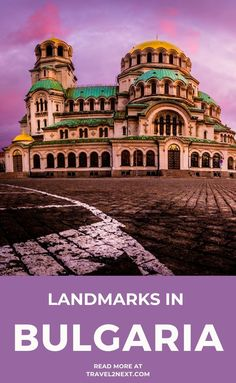 21 Famous Landmarks in Bulgaria. What's more, Bulgaria has also become well-known for its cuisine and traditions. Here are some of the best historical and natural landmarks in Bulgaria. #easterneurope #sofia #bulgaria #travel #europe #plovdiv #landmarks